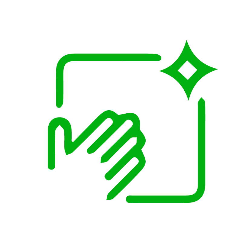 stain protection icon