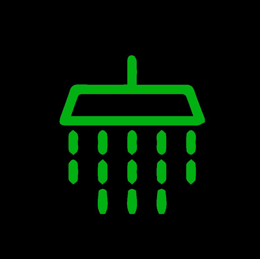 rug rinse icon